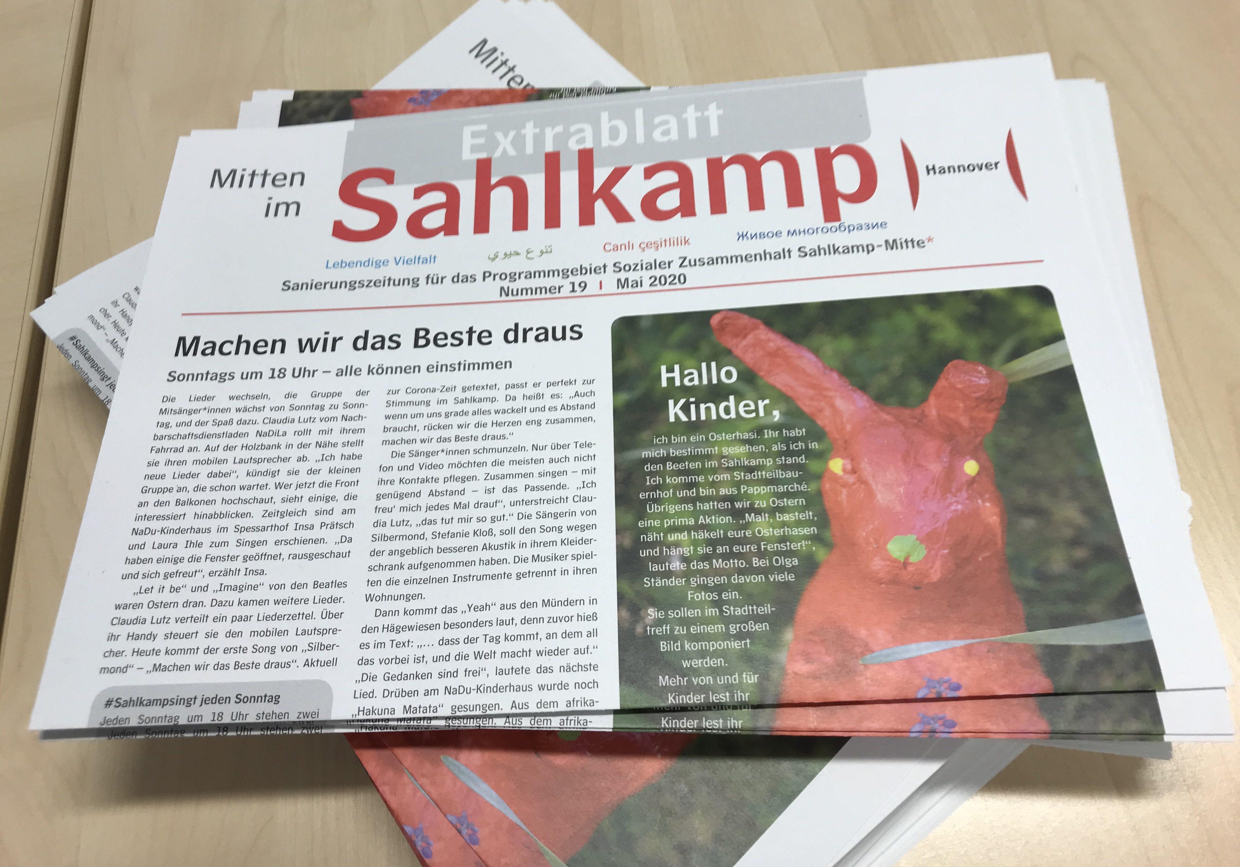 Sahlkamp Extrablatt Originalgröße_Anja Gerhardt
